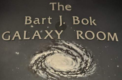 Bart J. Bok Galaxy Room at Flandrau