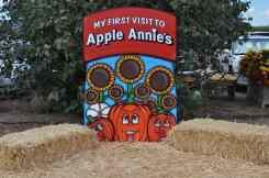 My First Visit to Apple Annie's