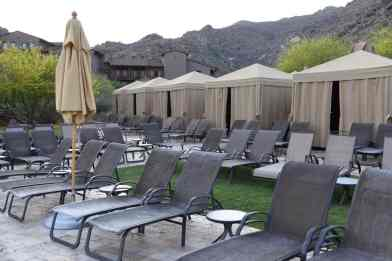cabanas at Ritz-Carlton Dove Mountain