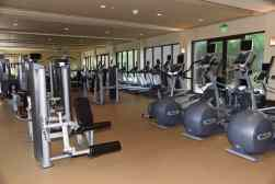 fitness center at Ritz-Carlton Dove Mountain