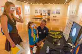 Family Day at UA Museum of Art