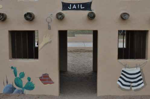 jail at McCormick-Stillman Railroad Park