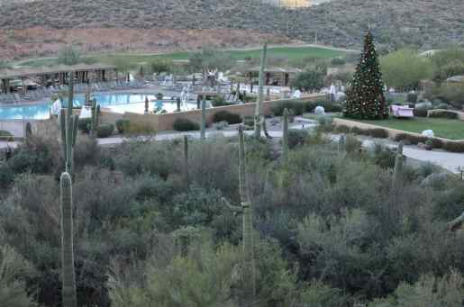 Christmas at JW Marriott Tucson Starr Pass