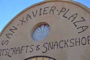 San Xavier Plaza