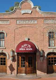 Savoy Opera House at Trail Dust Town