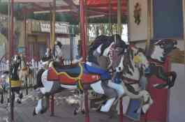 carousel at Trail Dust Town