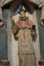 friar at Mission San Xavier del Bac