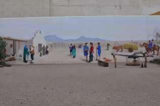 Presidio San Agustin in Downtown Tucson