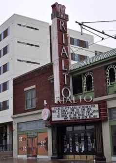 The Rialto Theatre in Downtown Tucson