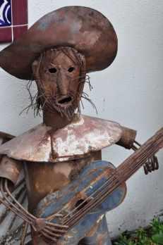 guitarist to serenade you at El Charro
