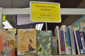 hardcover books for kids at the Book Barn