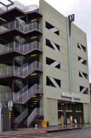 parking garage in Downtown Tucson