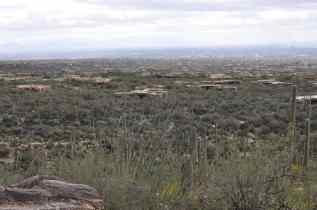 view from Pima Canyon