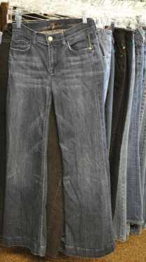7 For All Mankind Jeans at InJoy Thrift Store