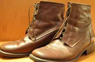 Made In Italy Boots at InJoy Thrift Store