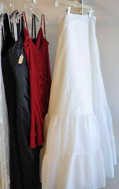 petticoats and special occasion dresses at InJoy