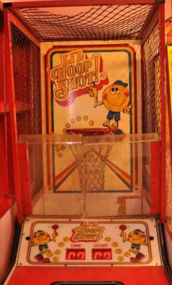 Lil Hoop Shot at Little Anthony's Diner