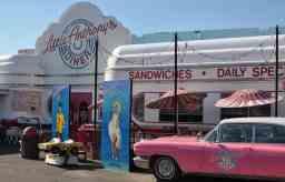 Little Anthony's Diner in Tucson Arizona