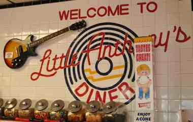 Welcome to Little Anthony's Diner