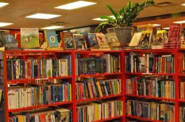 children's fiction at Bookmans