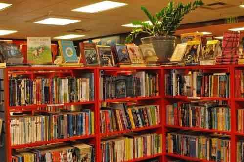 children's fiction at Bookmans
