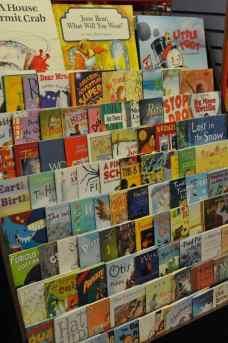 children's picture books at Bookmans