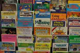 educational books at Bookmans