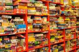 games at Bookmans