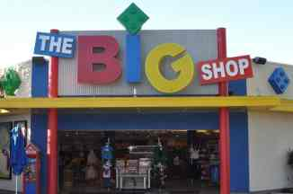 THE BIG SHOP at LEGOLAND California