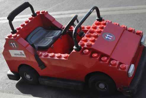 Volvo Driving School at LEGOLAND