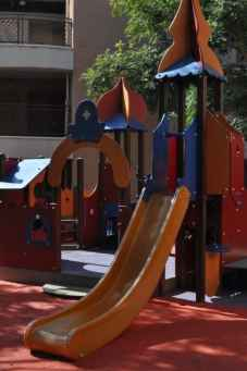 playground at Grand Pacific Palisades
