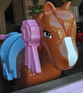 pony at Heartlake City