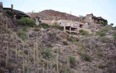 homes near Loews Ventana Canyon Resort
