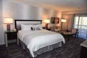 newly renovated guestroom at Loews Ventana Canyon Resort Tucson