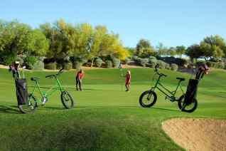 The Westin Kierland Golf Club - Golf Bikes