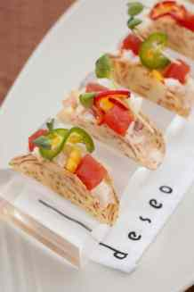 The Westin Kierland - deseo - millionaire tacos ceviche