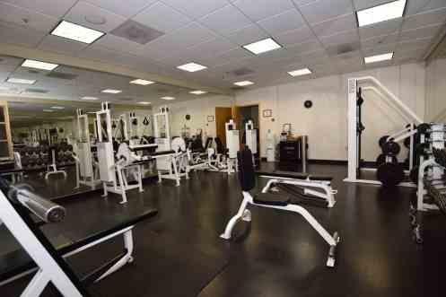 Fitness Room Omni Tucson