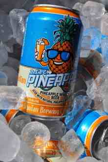 Mr. Pineapple Beer at Savor Food & Wine Festival