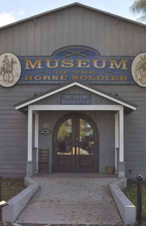 Museum of the Horse Soldier in Trail Dust Town