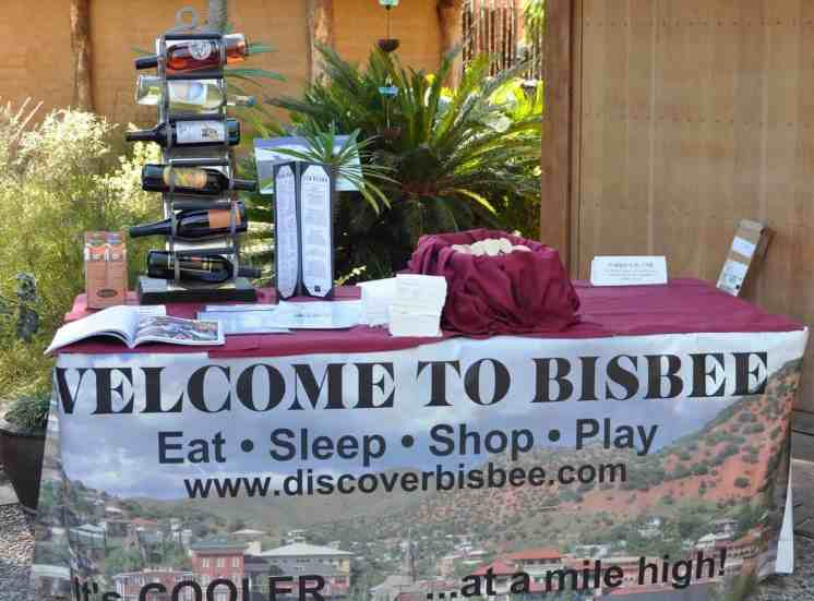 Welcome to Bisbee at Savor Food & Wine Festival