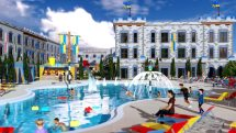 Legoland Castle Hotel Open In California Spring 2018