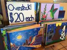 Creative Juice buy overstock artwork Tucson
