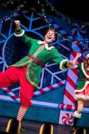 Elf'd Christmas Show at The Gaslight Theatre