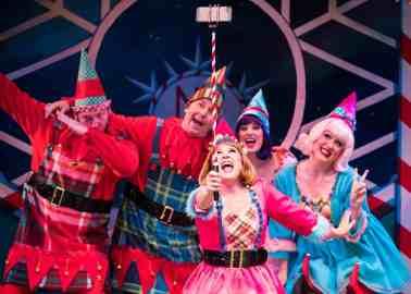 Elf'd at The Gaslight Theatre