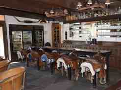Bar with Saddle Seats at White Stallion Ranch