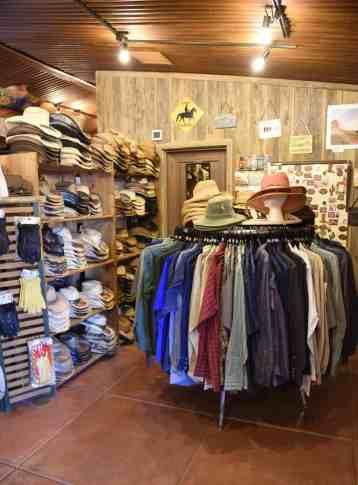 Gift Shop at White Stallion Ranch
