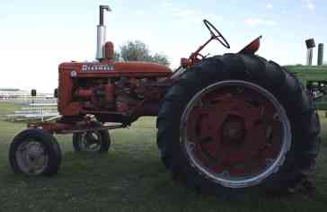 mccormick farmall tractor at Marana Pumpkin Patch & Farm Festival