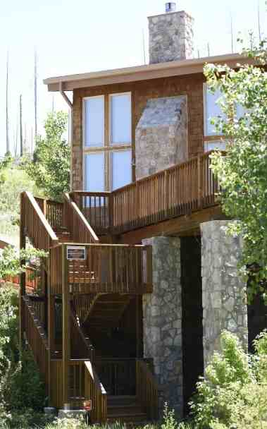 home on Mount Lemmon