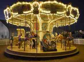 Christmas Carousel Fairmont Scottsdale Princess