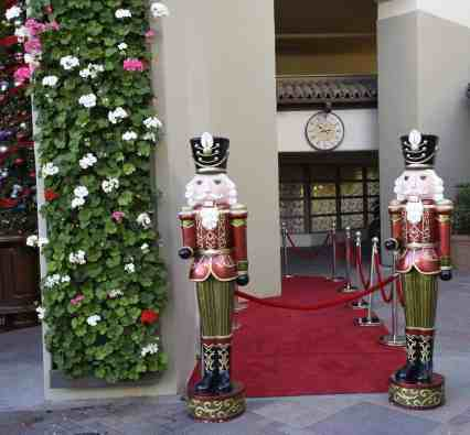 Entrance to Santa_s Secret Headquarters